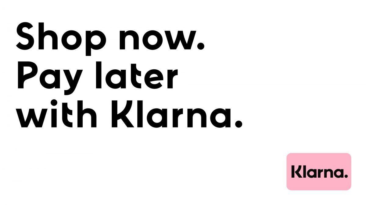 Klarna Shop Now Pay Later