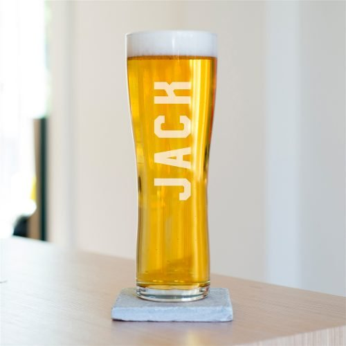 Personalised Name Pint Glass