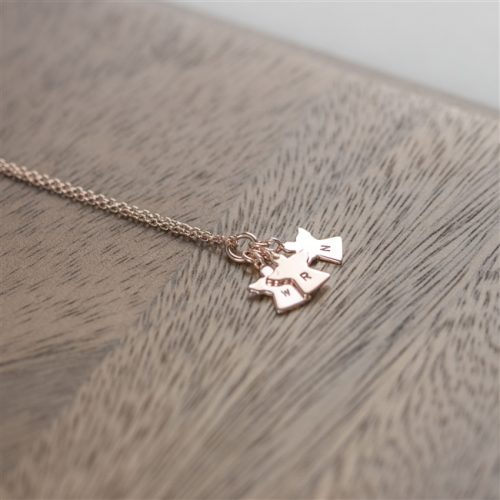 Mummys Little Angels Necklace