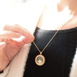 Personalised Love You To Pieces Necklace
